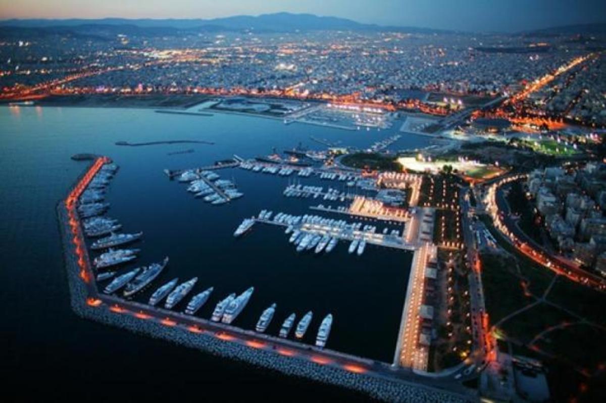 Toυρκικός όμιλος εξαγόρασε τη μαρίνα Φλοίσβου! | Newsit.gr