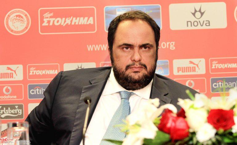Μαρινάκης: Αυτό το πρωτάθλημα το αφιερώνω στον Θεοδωρίδη   Newsit.gr