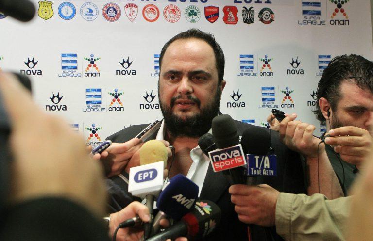 Με πρόστιμο γλίτωσαν Μαρινάκης και Παναθηναϊκός | Newsit.gr
