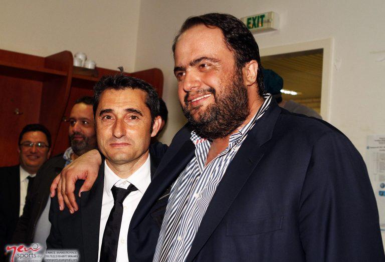 Το «είναι τρελός ο πρόεδρος» και το πριμ του Μαρινάκη! | Newsit.gr