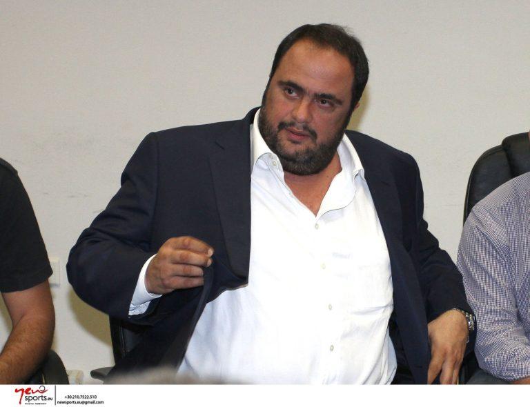 Αγώγη Μαρινάκη σε Διονύση Ψωμιάδη   Newsit.gr