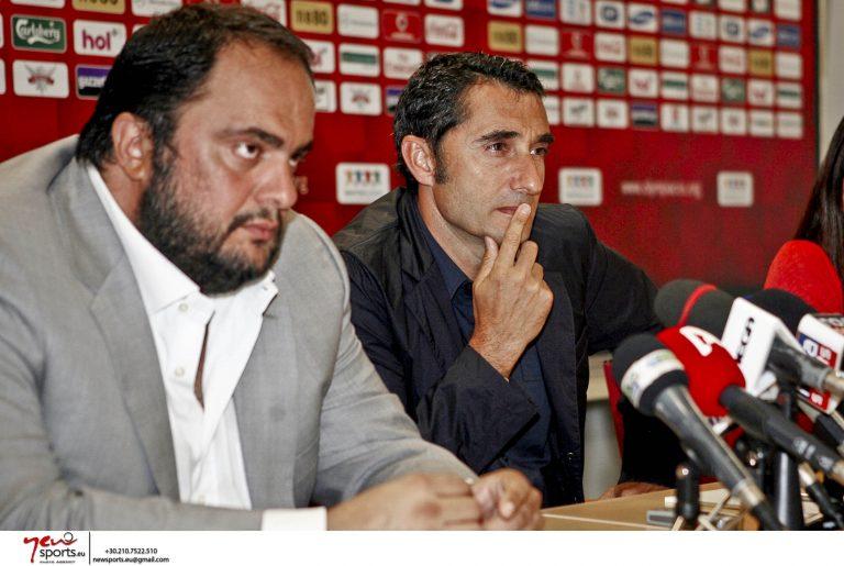 Κάθονται στο… τραπέζι για τα μεταγραφικά Μαρινάκης και Βαλβέρδε   Newsit.gr