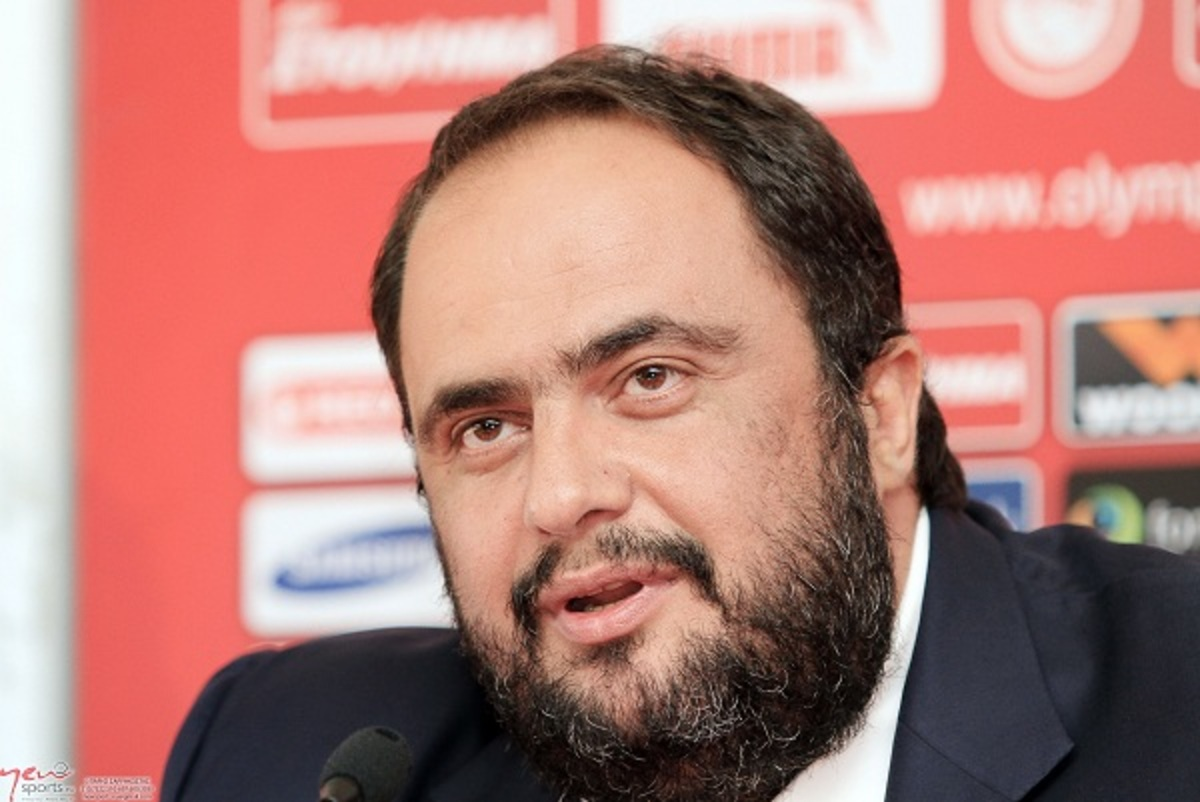 Αντι-Μιραλάς και αμυντικό χαφ υποσχέθηκε στους οπαδούς ο Μαρινάκης | Newsit.gr