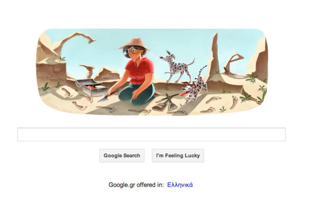 Mary Leakey: H Google τιμά μια μεγάλη αρχαιολόγο! | Newsit.gr
