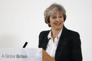 "Brexit: Η μεγάλη ημέρα για την ""αυτόνομη"" Τερέζα Μέι"