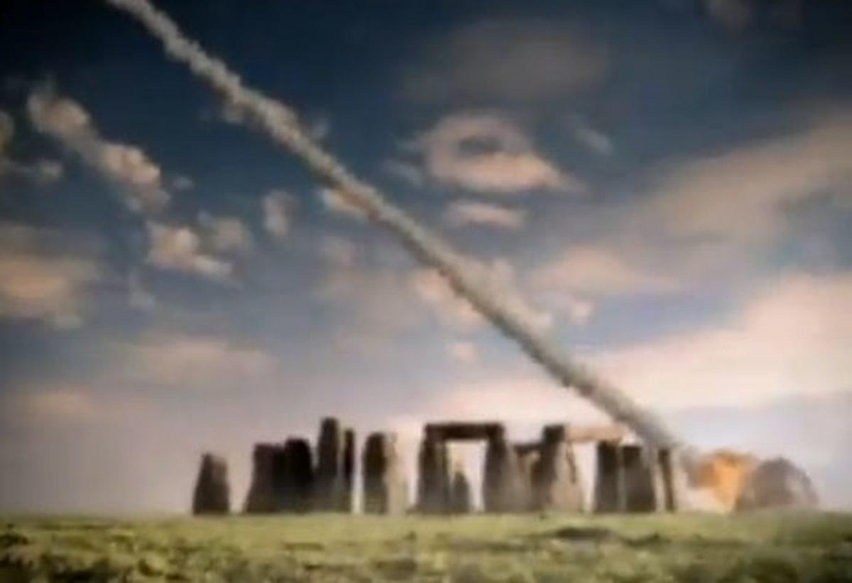 Αποκλειστικό βίντεο: Το Τέλος του Κόσμου ξεκίνησε! | Newsit.gr
