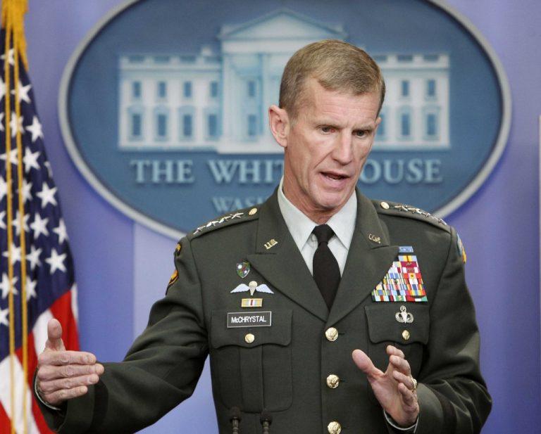 Στη σύνταξη βγαίνει ο στρατηγός που εξόργισε τον Ομπάμα | Newsit.gr