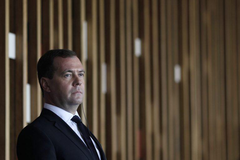 """Ρώσος πρωθυπουργός για Κύπρο:""""Ταύρος σε υαλοπωλείο η ΕΕ""""   Newsit.gr"""