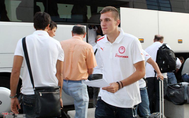 Αναχώρησε για Ισπανία ο Ολυμπιακός | Newsit.gr