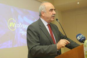 Μεϊμαράκης: Όχι στις μειώσεις συντάξεων, όχι στη σκληρή λιτότητα