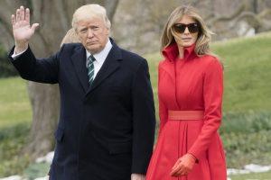 Μελάνια Τραμπ: Φουντώνουν οι φήμες για τη μετακίνηση στον Λευκό Οίκο!