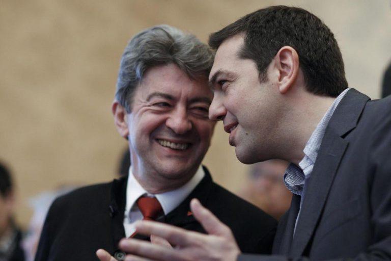 Μελανσόν: «Δεν μιμούμαι τον κ. Τσίπρα ούτε εκείνος εμένα. Δεν ταυτιζόμαστε αλλά μοιάζουμε»   Newsit.gr