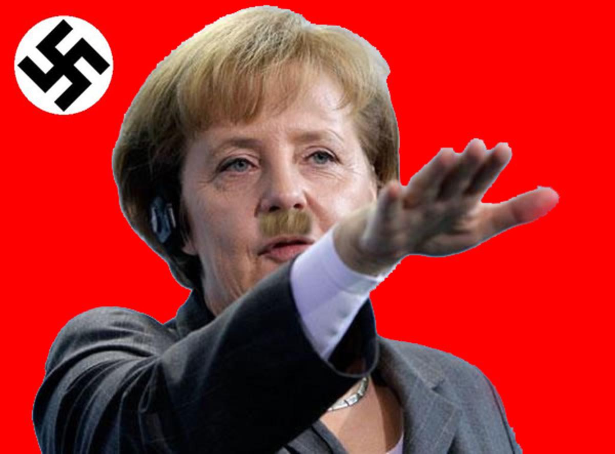 Το άρθρο με τη Μέρκελ σε ρόλο Χίτλερ που προκάλεσε σάλο! | Newsit.gr