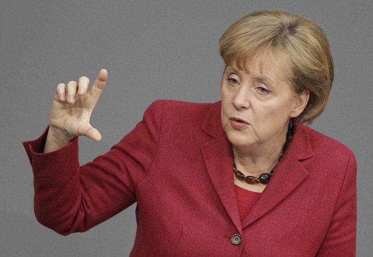 Μέρκελ: η ευρωζώνη δεν θα διαλυθεί | Newsit.gr