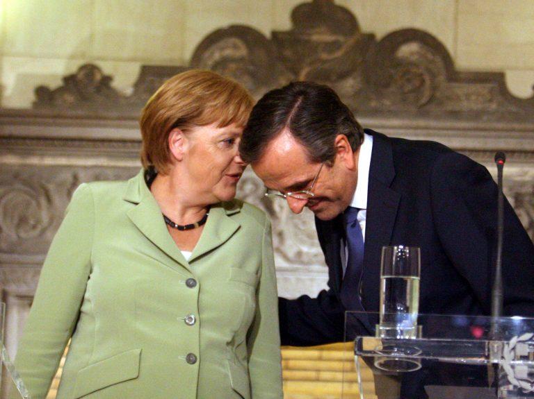 Μέρκελ:»Η Ελλάδα αξίζει την γερμανική υποστήριξη»   Newsit.gr