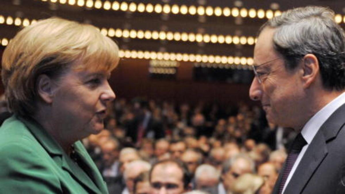 Τοκογλυφικό παιχνίδι Γερμανίας – ΕΚΤ στην πλάτη της Ελλάδας | Newsit.gr