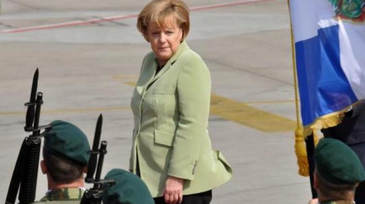 Οι Γερμανοί δεν εμπιστεύονται στην Μέρκελ τα λεφτά τους! | Newsit.gr