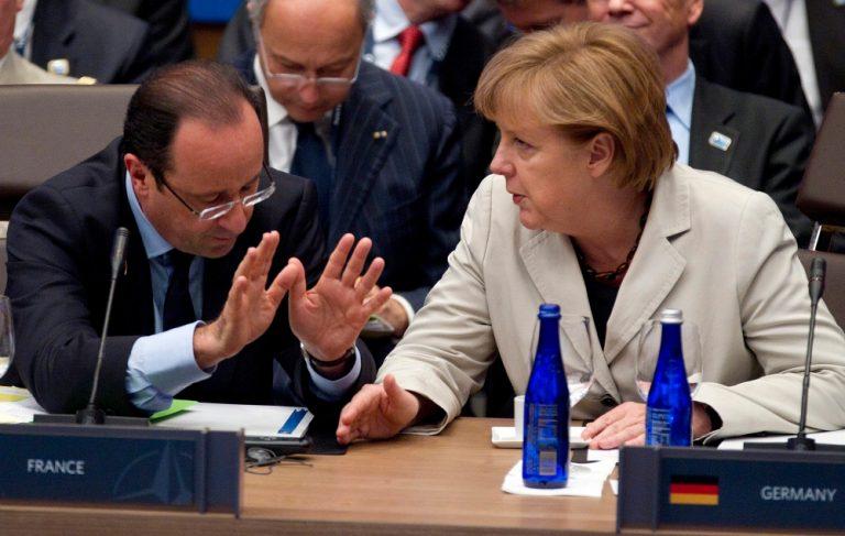 Μέρκελ και Ολάντ δεν τα βρίσκουν για τη βοήθεια στην Ελλάδα | Newsit.gr