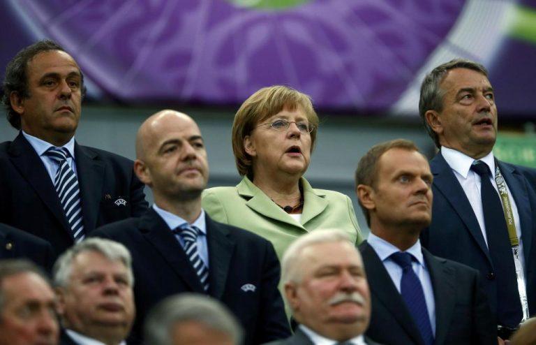 Στον τελικό η Άγκελα Μέρκελ αν προκριθεί η γερμανική ομάδα | Newsit.gr