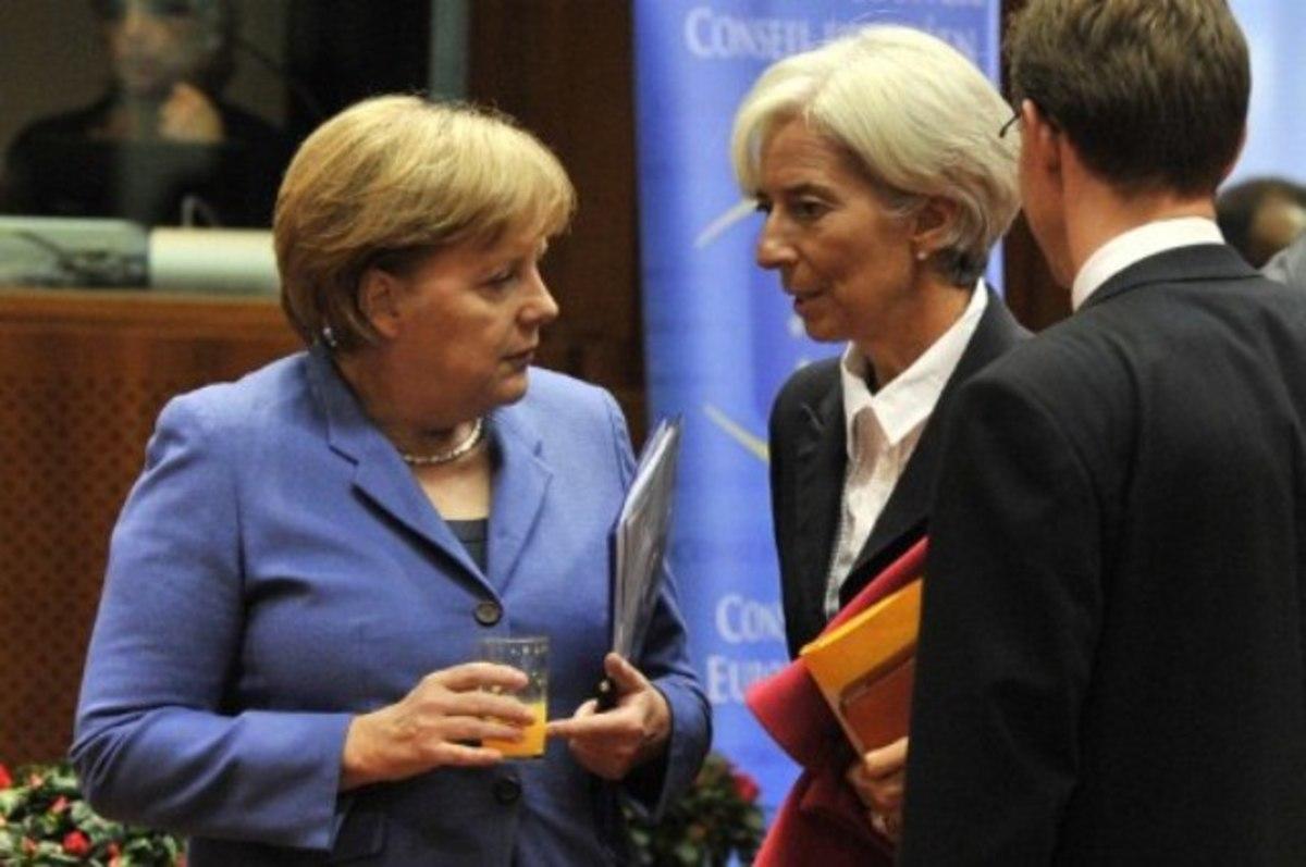 Δυο γυναίκες … παίζουν με την Ελλάδα – Όλα ανοιχτά στο Eurogroup   Newsit.gr