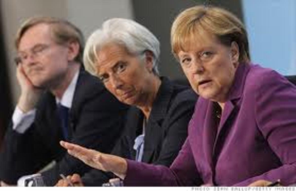 Τρίτη και Τετάρτη ημέρες-φωτιά για την Ελλάδα – Η Μέρκελ, η Λαγκαρντ και το Eurogroup   Newsit.gr