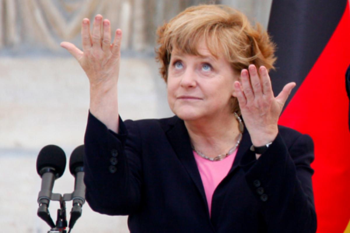 Ρωσική επίθεση στη Μέρκελ: «Με τα λεφτά μας κάνει μεγαλοϊδεατισμούς»! | Newsit.gr