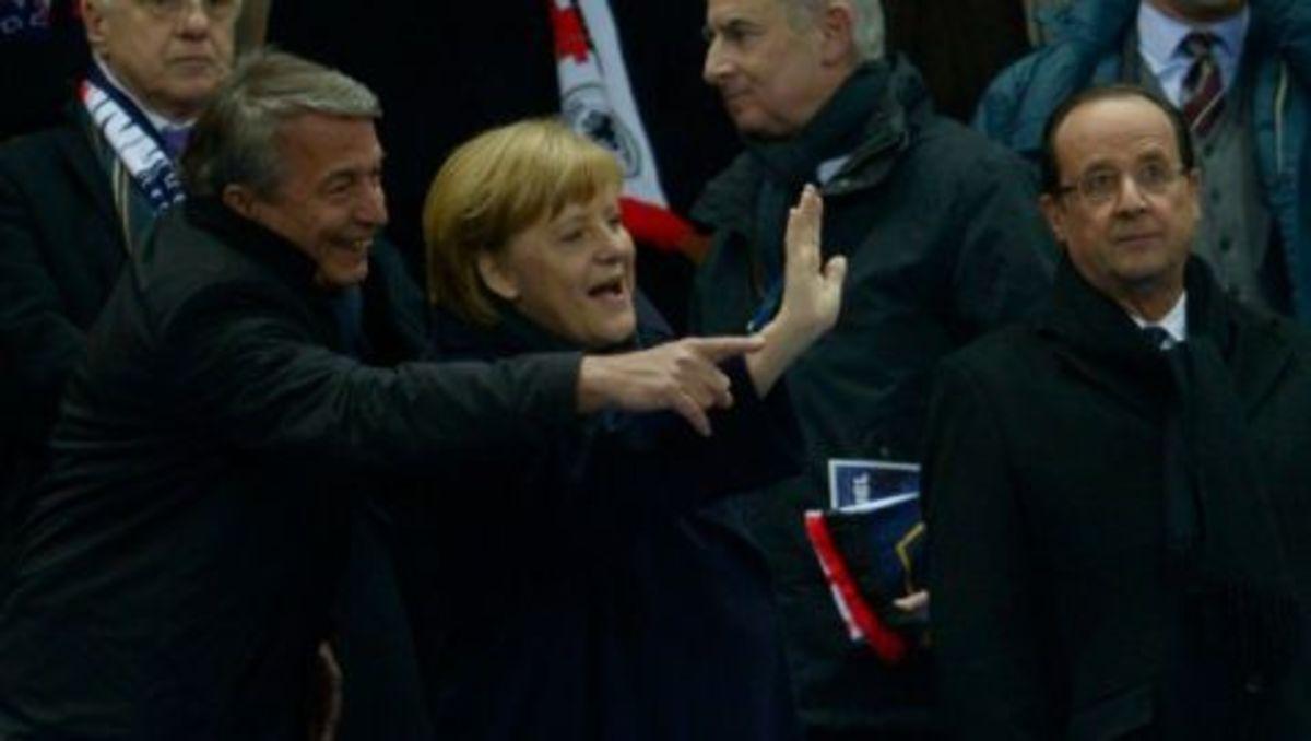 Στο τέλος νικάει η…Μέρκελ – Όλα τα διεθνή φιλικά (VIDEOS) | Newsit.gr