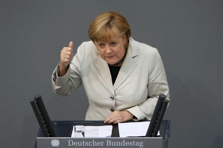 Μέρκελ: Η Γερμανία έστειλε ηχηρό μήνυμα στην Ευρώπη | Newsit.gr