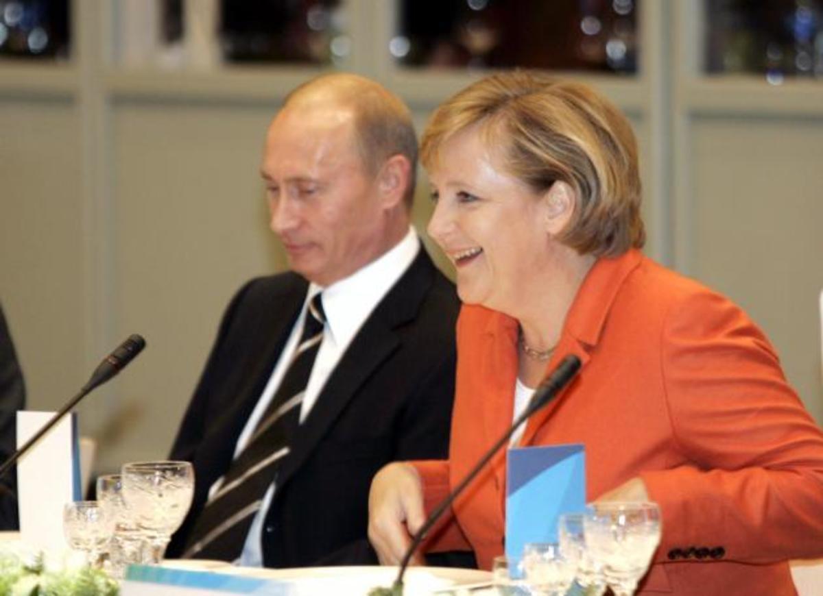 Μέρκελ – Πούτιν: Τι παιχνίδι παίζουν με την Κύπρο – Τι υποστηρίζουν οι Αμερικανοί | Newsit.gr