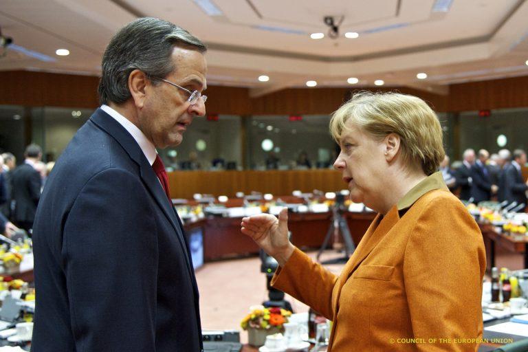 «Δώστε μας όλη τη δόση και γρήγορα» – Στις 10.30 το κρίσιμο ραντεβού Σαμαρά Μέρκελ – Αγώνας δρόμου να ψηφιστούν τα μέτρα πριν το Eurogroup   Newsit.gr
