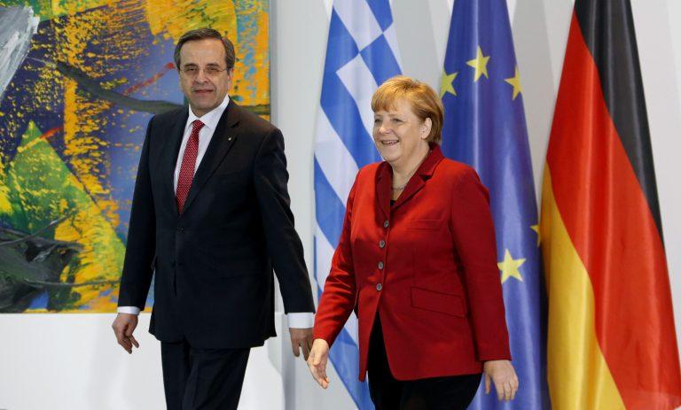Όλα όσα συζήτησαν Μέρκελ -Σαμαράς | Newsit.gr