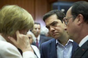 Financial Times: Έγκλημα της Μέρκελ η ταπείνωση του Τσίπρα