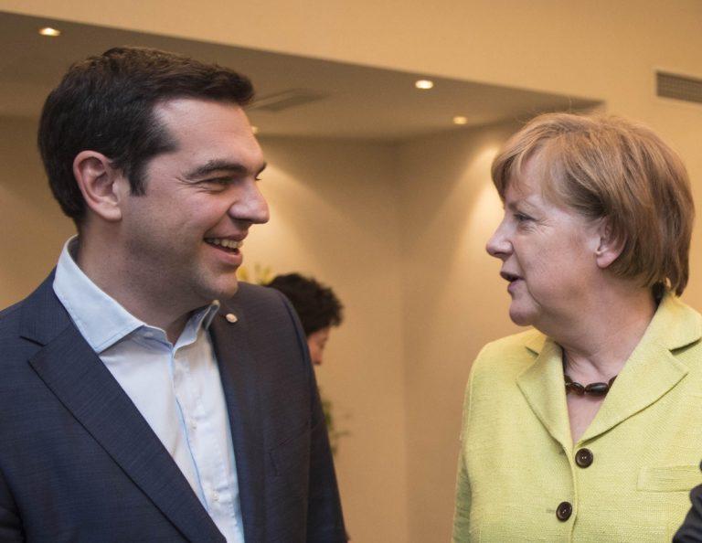 Τηλεφώνημα Τσίπρα σε Μέρκελ για Αιγαίο και Σκοπιανό – Έκλεισαν ραντεβού την Παρασκευή | Newsit.gr