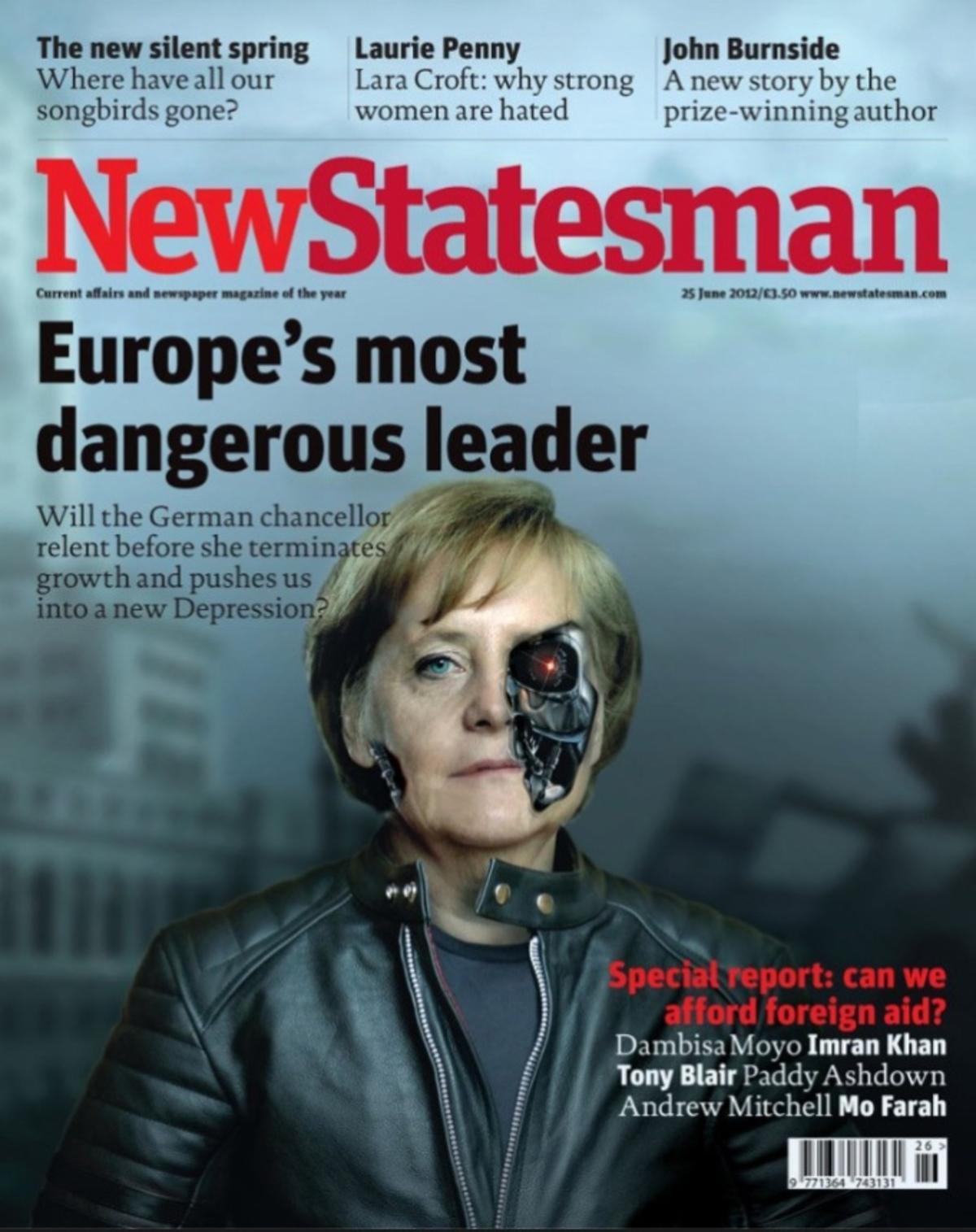 Τι κοινό έχει η Μέρκελ με το Χίτλερ; | Newsit.gr