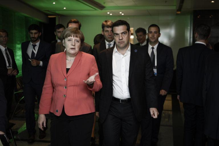 Το χρέος συζήτησαν Τσίπρας – Μέρκελ στο τηλέφωνο ενόψει Eurogroup   Newsit.gr
