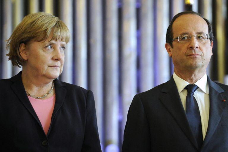 FT: Μέρκελ-Ολάντ ψάχνουν κοινή γραμμή για την Ελλάδα | Newsit.gr