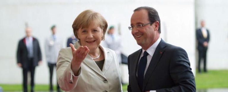 Επιβεβαιώνει η Καγκελαρία τη συνάντηση Μέρκελ-Ολάντ | Newsit.gr