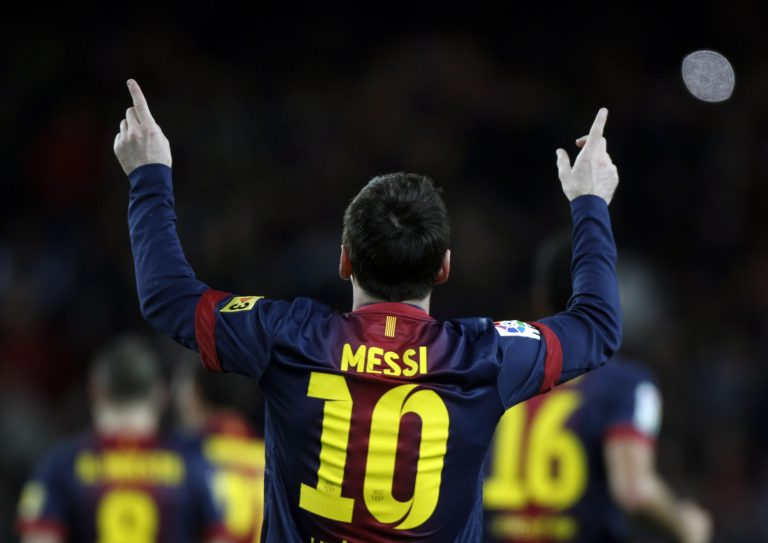 Τα… καλύτερα του Μέσι για το 2012 (VIDEO) | Newsit.gr