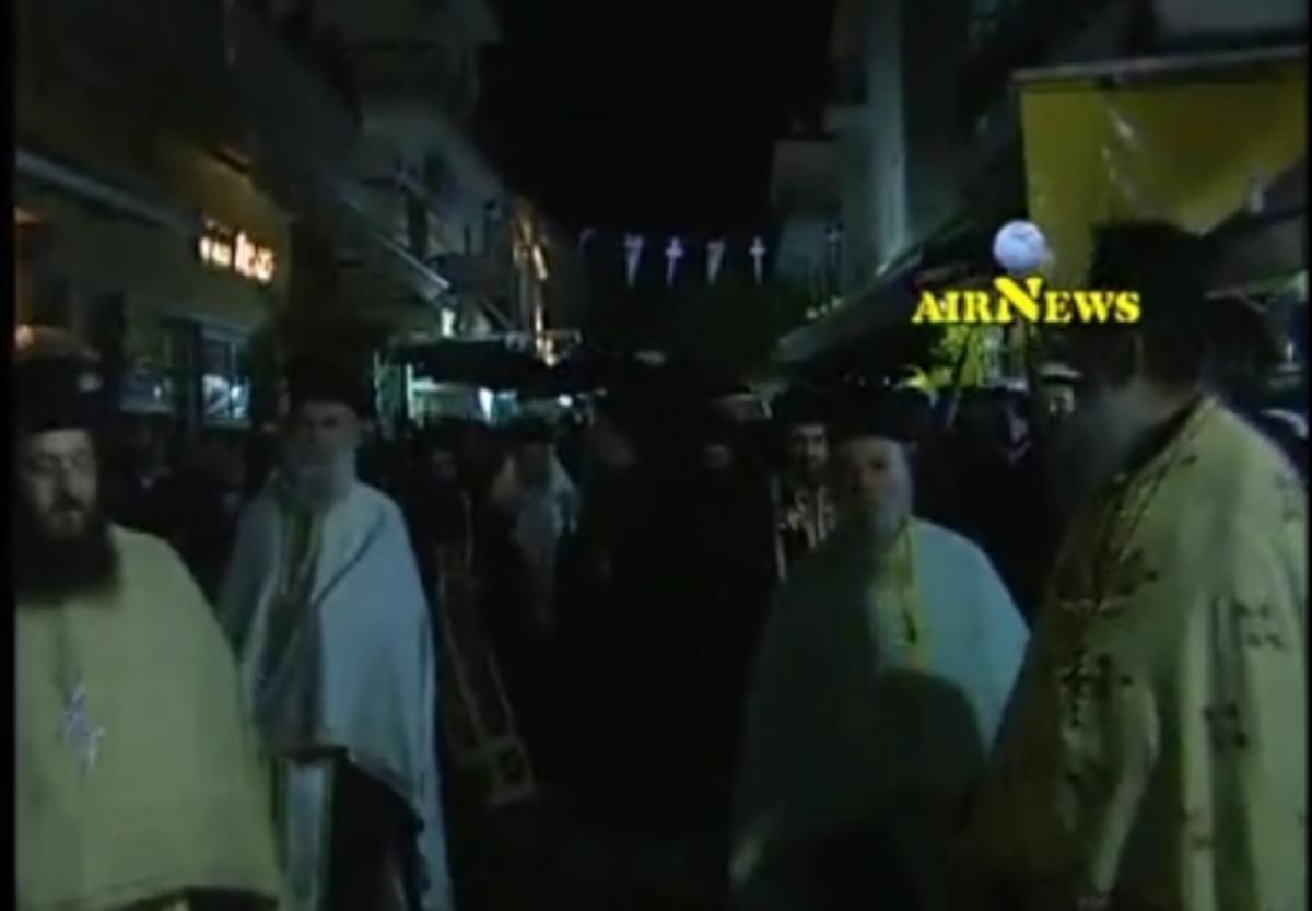 Μεσολόγγι: Με »γιούχα» έδειξαν την… έξοδο στους πολιτικούς οι Μεσολογγίτες! Δείτε το βίντεο | Newsit.gr