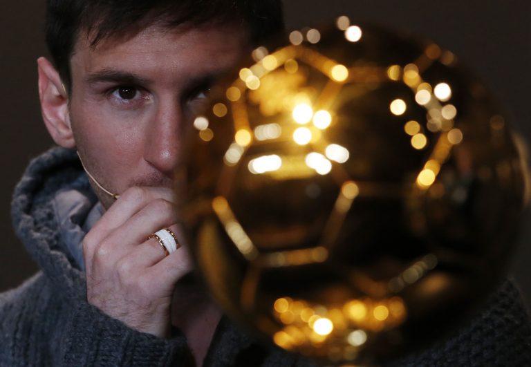Μέσι: Δεν ψήφισα τον Ρονάλντο για τη Χρυσή μπάλα | Newsit.gr