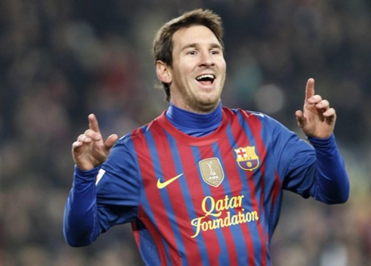 Αργεντίνικη «μαγεία» – Τα 91 γκολ του Μέσι το 2012 (VIDEO) | Newsit.gr