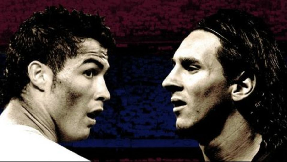 Messi vs Ronaldo! | Newsit.gr