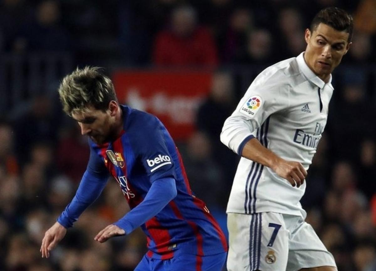 Ορίστηκε το Ρεάλ Μαδρίτης – Μπαρτσελόνα! | Newsit.gr