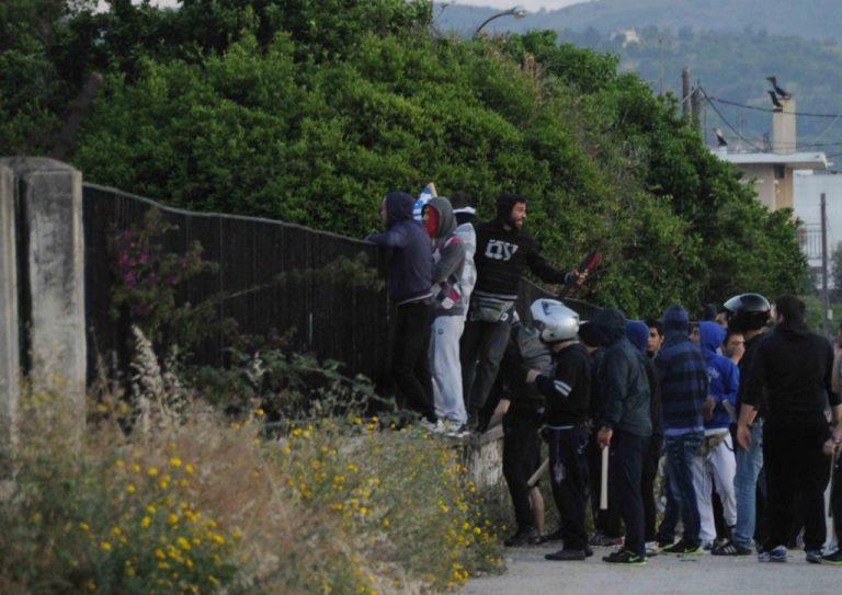 Ετοιμάζονται για μάχες ξανά στην Πάτρα – Νέα συγκέντρωση των κατοίκων –  Έφυγαν άρον-άρον οι μετανάστες από την «Πειραϊκή – Πατραϊκή» | Newsit.gr