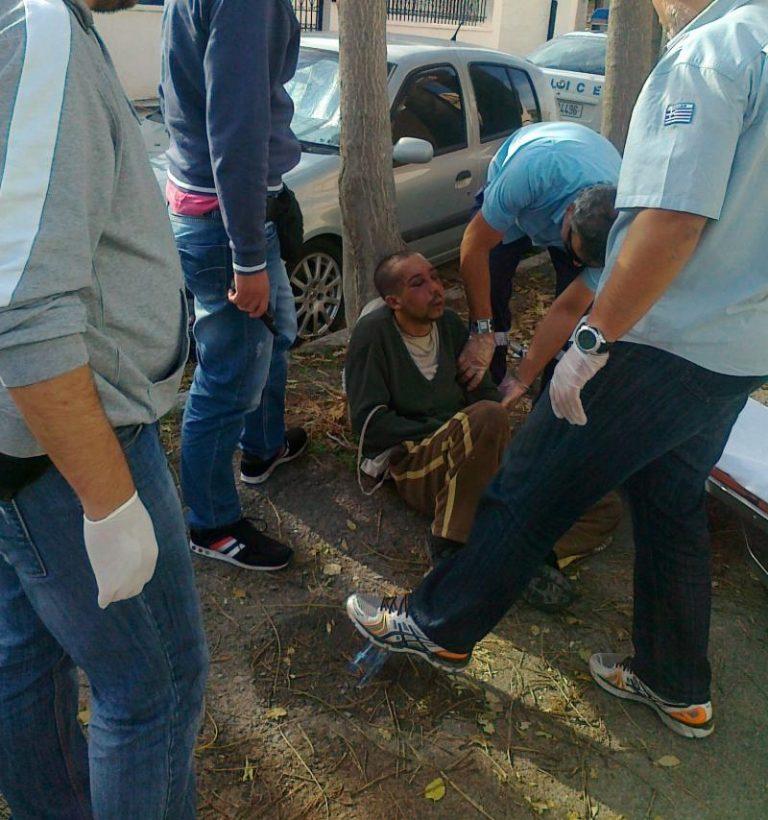 Συνελήφθη ο φούρναρης που χτύπησε κι έδεσε τον μετανάστη   Newsit.gr
