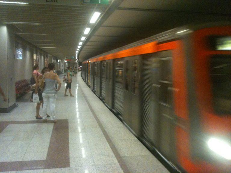 Χωρίς μετρό αύριο το πρωί | Newsit.gr