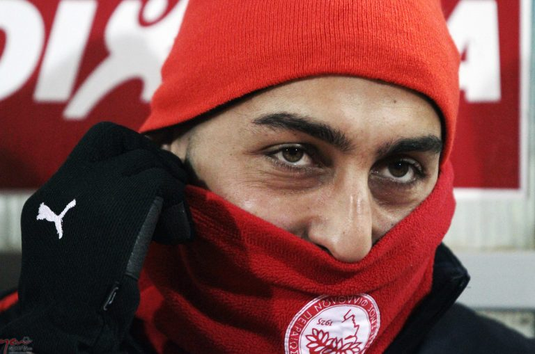 Μήτρογλου: Μου αρέσει να παίζω μαζί με τον Ράφικ | Newsit.gr