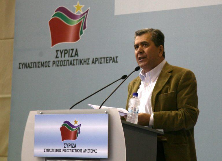 Υποψήφιος με τον ΣΥΡΙΖΑ ο Α. Μητρόπουλος | Newsit.gr