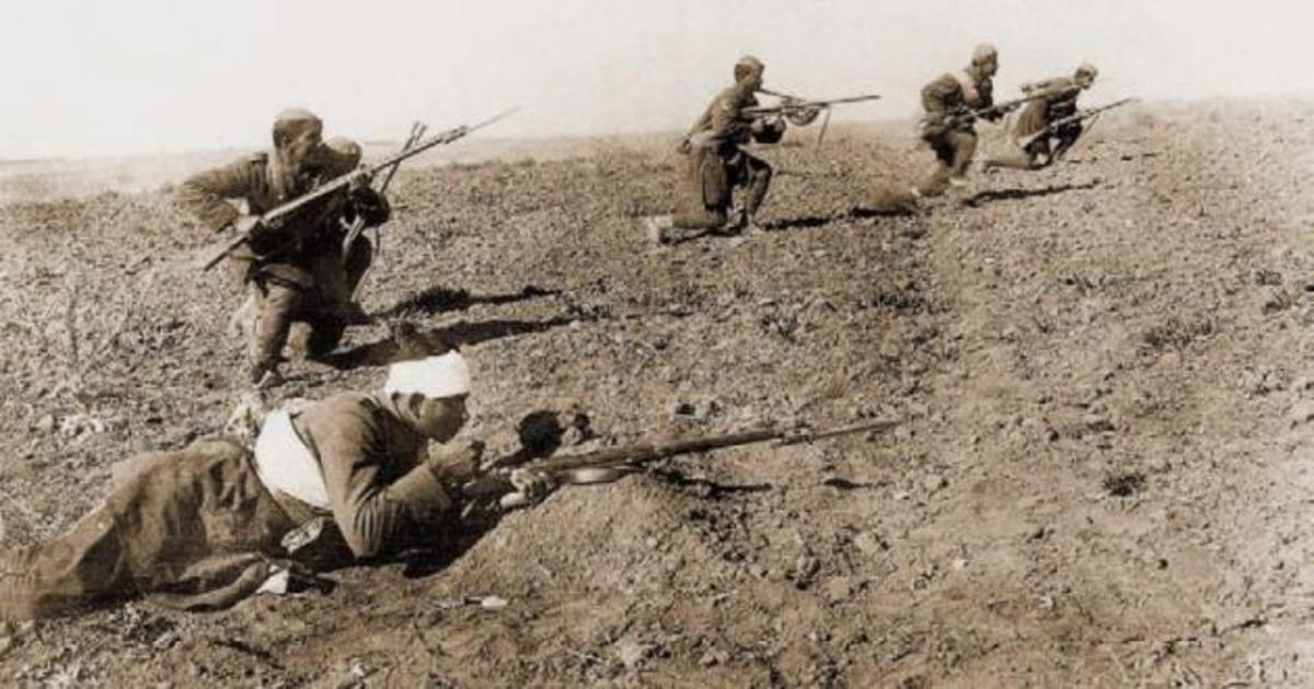 13 Αυγούστου 1922. Οι ορδές του Κεμάλ επιτίθενται,το ελληνικό μέτωπο καταρρέει | Newsit.gr