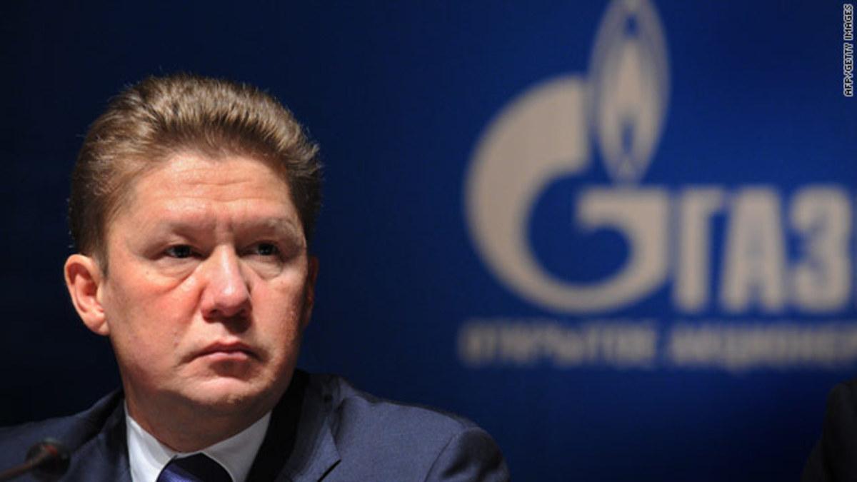 Το αφεντικό της Gazprom στο Μ. Μαξίμου   Newsit.gr